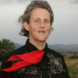 Temple Grandin, MS, PhD