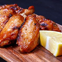Sticky Chicken Wings