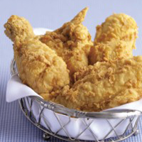 Best-Ever Crispy Fried Chicken