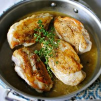 American Humane Certified Crispy Pan-roasted Chicken Breast
